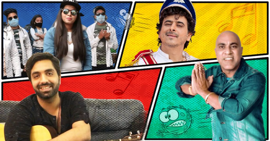 Pandemic pop music hits India - Artist gets creative with songs on Corona,New style of music,Hindi rock band,Baba Sehgal,Akhil Sachdeva,Sandeep Ranade