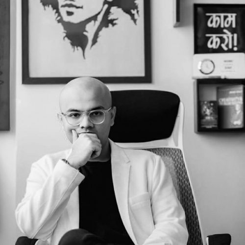 Sumedh Chaphekar - Ceo & Founder - NOFILTR GROUP, He had envisioned an intersection between cultures and technology, All About Music virtual edition 2020