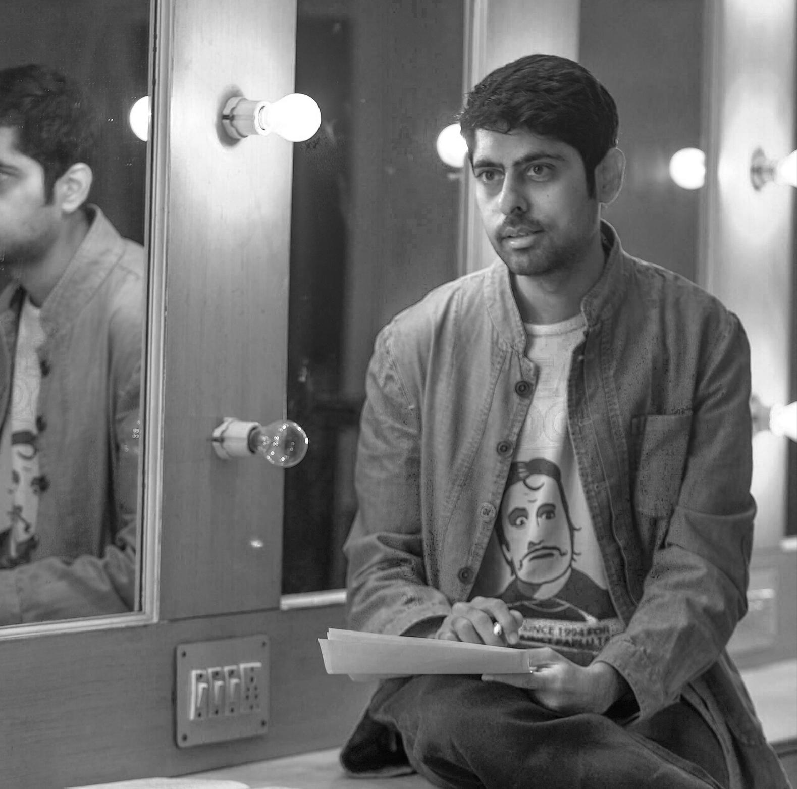 Varun Grover - Screen-Writer,National Award winning lyricist based in Mumbai, All about music virtual edition 2020 speaker